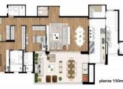 150, 180 e 220m² - BREVE LANÇAMENTO MOOCA - L Essence Mooca