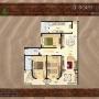 Apartamento em Praia Grande com 2 dorm. Ref 94600