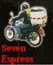 Motoboys 11  2803-6995  zona oeste-sp  seven express