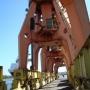 Guindaste de carga (usada )para porto