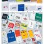 sacolas eco bags,sacolas plásticas oxibio,sacolas em TNT,sacolas de papel,papel de seda,fitas de cetim,embalagens persolizada,bobinas plasticas