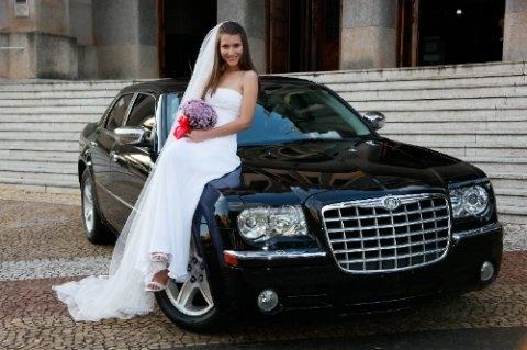 Aluguel de carros de luxo para casamento