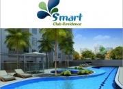GAMA - SMART CLUB RESIDENCE - 3 QUARTOS COM 77 M2