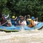 Rafting na Serra das Araras