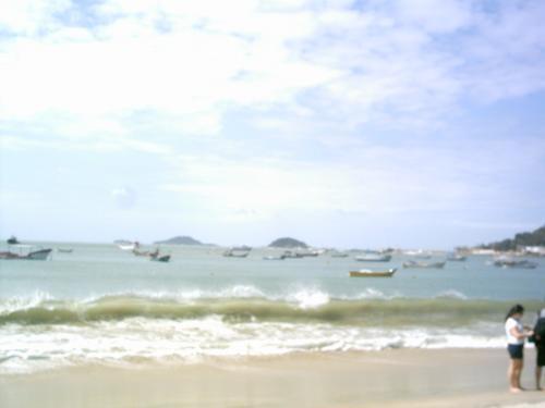 Ferias na praia