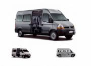serviços de translados para itaipu,aluguel de vans.
