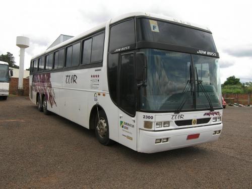 Vendo- busscar jum buss 3.60 mercedes-benz o400 rsd 1998/99