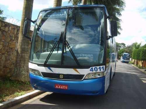 Vendo ônibus rodoviário volvo b10r motor traseiro 4x2 completo 2001