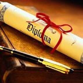 Venda de diplomas