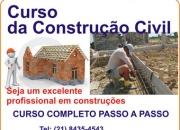 Curso de Construção Civil Passo a Passo, Mestre de Obra