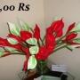 flores vasos arranjos em uberlândia