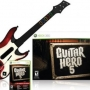 Xbox 360 - guitar hero 5 jogo + guitarra wireless