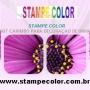 Stampecolor - Decoração de Unha - Kit Carimbo de Unhas -  Pés e Mãos