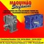 REDUTOR DE VELOCIDADE CESTARI  TRANSMOTECNICA MAQUINAO STEFANINI.  19-3414-2044