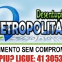 Desentupidora Metropolitana de Curitiba 41 3053-2412
