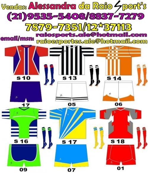 093265c0a1 Uniformes de futebol ale 21 9535-5408 em Rio de Janeiro - Esportes ...
