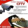 CFTV - CAMERAS DE SEGURANÇA