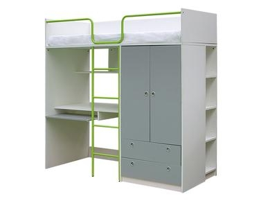 Cama+armário tok&stok