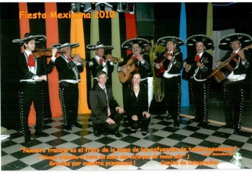 Festa mexicana mariachis no brasil