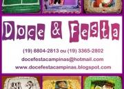 Papel de Arroz em Campinas Foto no Bolo