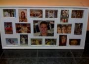 Porta retratos/paredes-sob encomenda-qualquer quantidade de fotos-art reflexus-sp-vl mariana
