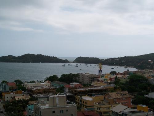 Bombinhas apartamentos aluguel ate 12 pessoas vista panoramica centro