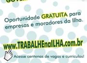 Vagas de emprego na ilha do governador - www.trabalhenailha.com.br