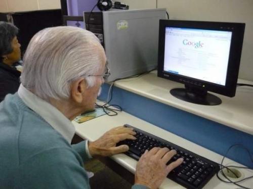 Informática para idosos