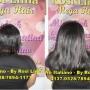 Mega Hair - Implantes de Cabelos