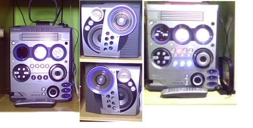 Vendo som philips 330w reais