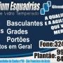 Aluminium Esquadrias Aluminio e Vidro Temperado(48)9993-0732 - 84588276