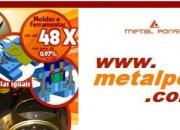 Metal ponss - usinagem - ferramentaria - estamparia - moldes plásticos ? metalúrgica