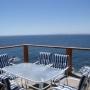 CHILE - CONCON /  Cabana beira-mar / vista espetacular.