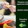 ZERE A SUA CONTA DE SUPERMERCADO TODO MÊS