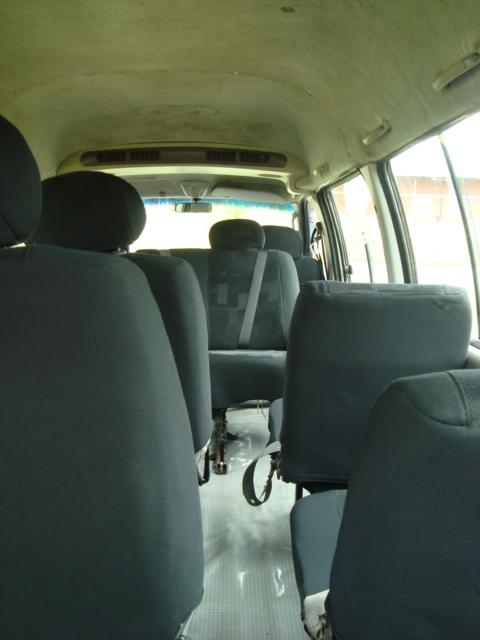 Fotos de Kia besta gs grand 3.0 diesel 16 lugares ? 2001 van  cor branca, ve, vv, te, lt, 3