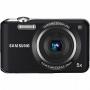 Câmera Digital Samsung ES70 12.2MP Preta c/ 5x Zoom Óptico, LCD 2,7