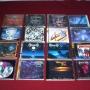 vendo cds de heavy metal e outros estilos do genero.