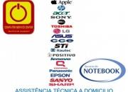 Assistência técnica notebook toshiba - curitiba