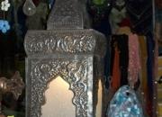 Lumiarias , Lustres e decorações de vidro importado do Egito