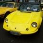 vendo puma gts conversivel ano 80   amarelo.