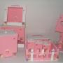 kits de higiene para bebês