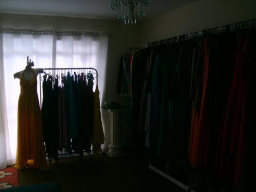 Vendo loja de trajes finos