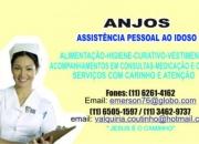 ANJOS: Assistência Pessoal ao Idoso