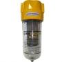 Filtro de linha para combustíveis KS-100 85 l/min - 1.1/2
