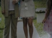 Vendo vestido de noiva  moderno !