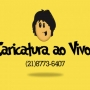 CARICATURAS ao Vivo para Festas (21) 8773-6407