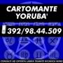 .?**?.¸(¯`?.¸Cartomante Yoruba'¸.?`¯)¸.?**?. CONSULTI AL CELLULARE - STUDIO CARTOMANZIA YORUBA'