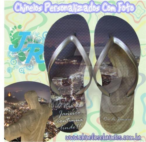 Fotos de Jr sandálias personalizadas para eventos 2