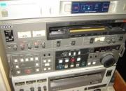 Vendo Video Profissional Betacam PVW 2800 Play Rec