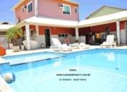 Casa luxuosa em Campo Grande condomínio padrão